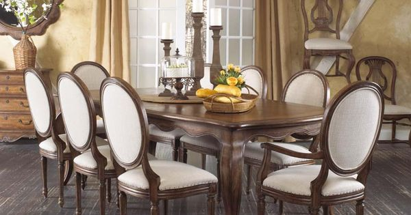Vintage Classics French Leg Dining Table By Fine Furniture Design Design Interiors Dining