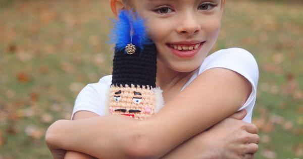 Crochet Nutcracker by YarningforMore2011 on Etsy | Maia Princess ...