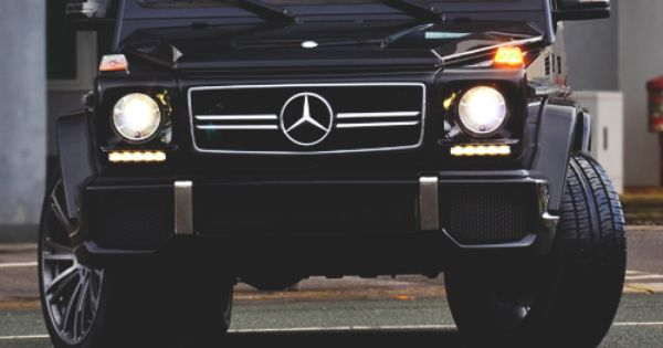 G55 Benz dream car