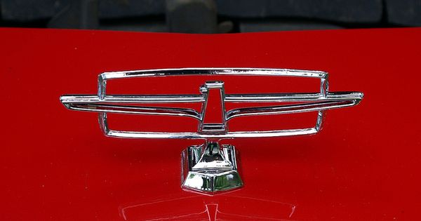 1978 Ford Thunderbird Hood Ornaments And Mascots