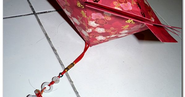 Ang pow lantern new year pinterest diy and crafts for Ang pow decoration craft work