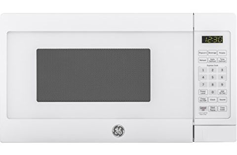 Ge Jes1072dmww Countertop Microwave White Countertop Microwave