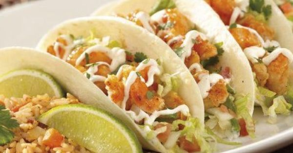 Granite city shrimp tacos amazing love the asian glaze for Pioneer woman fish tacos