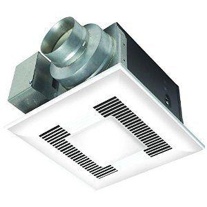 Panasonic Fv 11vqcl6 Ventilation Fan Light Combination Bathroom Exhaust Fan Bathroom Exhaust Bathroom Fan Light