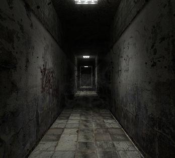 Lighting Feeling For Set Dark Hallway Set Design