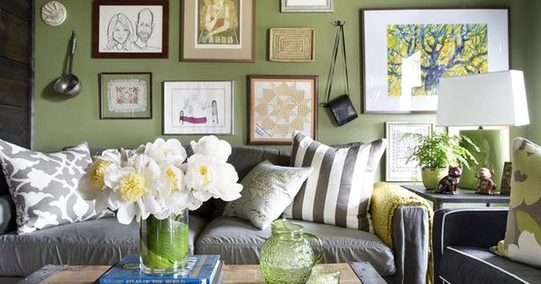 7 Eclectic Living Room Design Ideas | HGTV Design Blog – Design