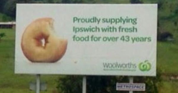 Woolworths Had A Potential Disaster On Their Hands When They
