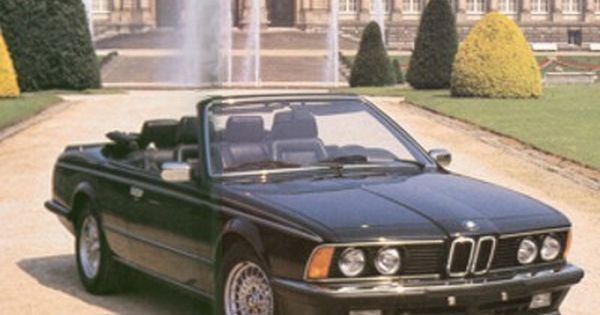 Claasi S Bmw E24 Seiten Claasi S Bmw 635 Seiten E24 Cabrio Bmw