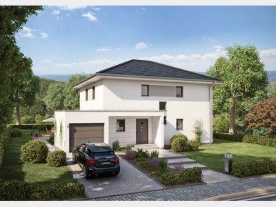 Musterhaus mit doppelgarage  Eingang mit Garage sehr schön | Haus | Pinterest | Eingang, Garage ...