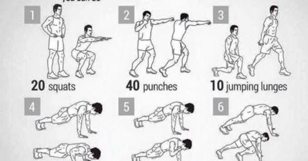 Batman workout | Superhero/ Star Wars/ zombies/ ninjas ...