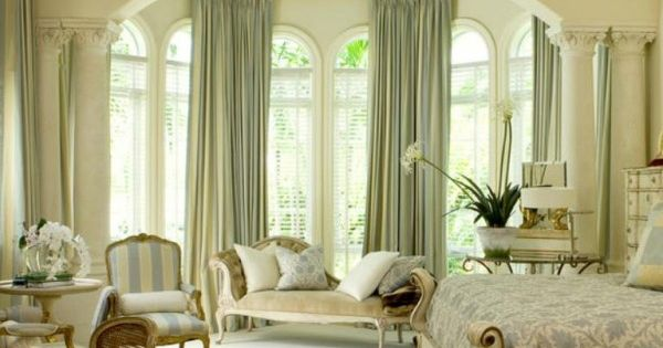 8 Window Treatment Ideas For Your Bedroom Ceiling