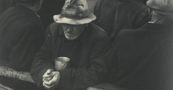 White Angel Bread Line, San Francisco, Dorothea Lange | Dorothea Lange ...