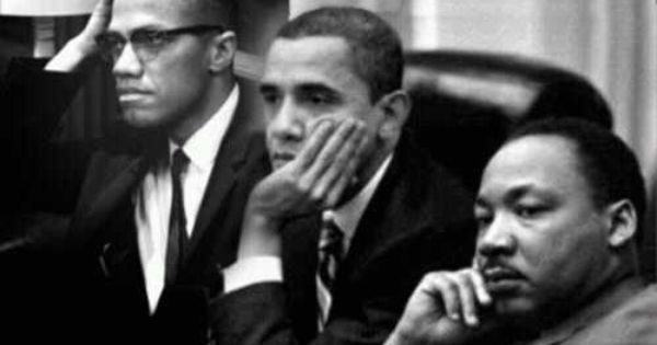 dr king vs malcom x Malcolm x and martin luther king jr lived very different lives and couldn't build a working relationship with each other ― until malcolm embraced islam the encounter if there are two outstanding leaders of a popular movement working for the same cause at the same time, you'd assume that they'd probably come across each other often.