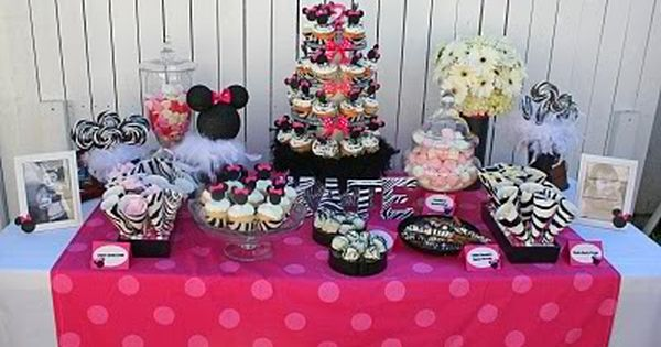 Minnie Mouse Birthday Parties - Minnie Mouse Party Theme Ideas |Kara's Party