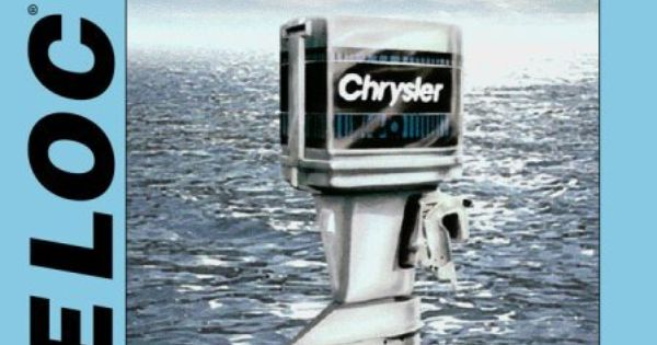 Chrysler Outboard 1962 1984 Service Repair Manuals Repair Manuals Mercury Outboard Outboard Motors