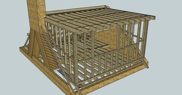 A Typical Loft Conversion With A Box Dormer Loft