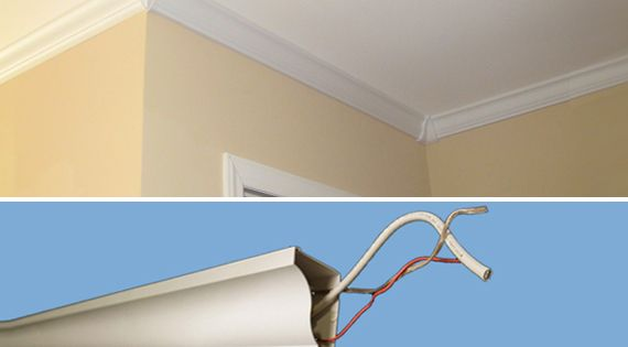 Want to run new wiring in your house but balk at the