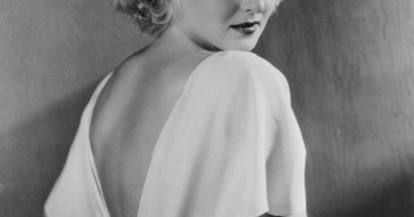 classic movie stars - Betty Davis