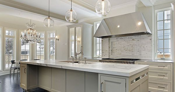 sparkle and polished this kitchen utilizes stainless