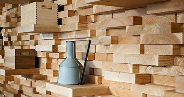 wandgestaltung holz sch ne w nde wohnzimmer wandgestaltung wand und boden pinterest kunst. Black Bedroom Furniture Sets. Home Design Ideas