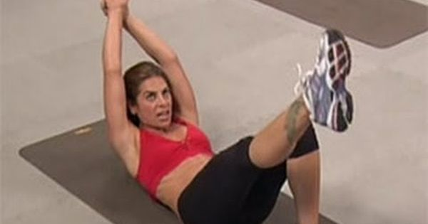 Jillian michaels ripped abs workout youtube fitness