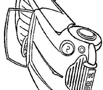 Schone Malvorlage Auto Auf Kids N Fun De Malvorlage Auto Malvorlagen Autos