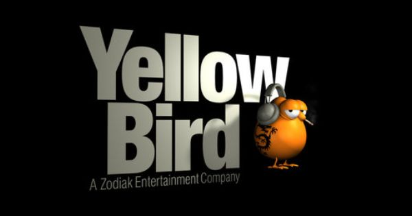 Animated Logo To The Film Production Company Yellow Bird And Their