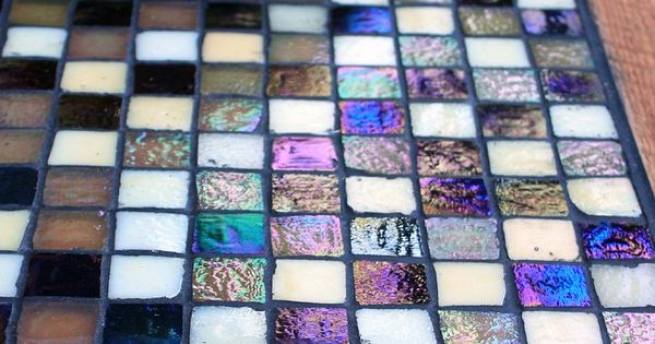 Mira qu sofisticada puede verse la mesa de tu jard n for Disenos para mosaicos