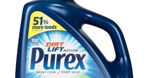 Update New Coupon Purex Laundry Detergent Only 2 00 Each
