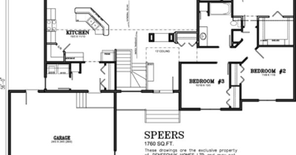 Deneschuk homes 1700 sq ft home plans rtm home sweet for 1600 to 1700 square foot house plans