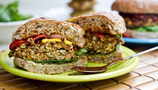 Our Perfect Veggie Burger | Save and organize your favourite recipes on