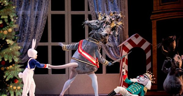 Is Your Child Ready For The Nutcracker Children Christmas Jingles George Balanchine