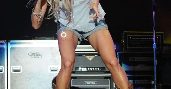 carrie underwood legs.. how can I get these?
