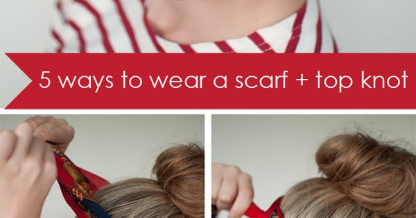 how to use a bun pin