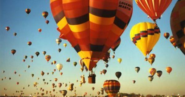 Alburqurque Balloon Festival.