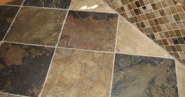 Indian autumn 16x16 slate kitchens tiles pinterest for 16x16 kitchen designs