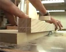A Simple Tapering Jig Woodworking Tips Essential Woodworking Tools Woodworking Tools For Sale