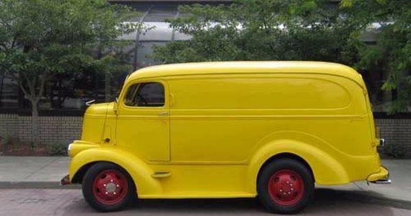 1941 Chevy Panel COE O | Things I love | Pinterest | Chevy ...