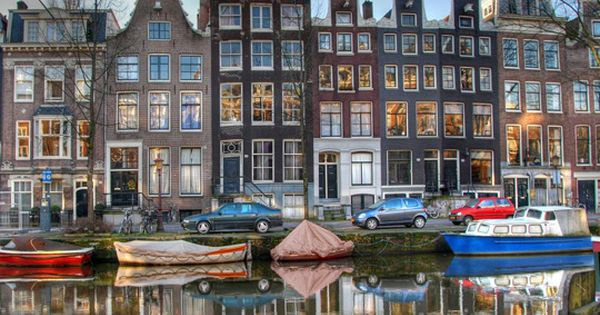 Amsterdam - on my Europe bucket list to take this photo myself