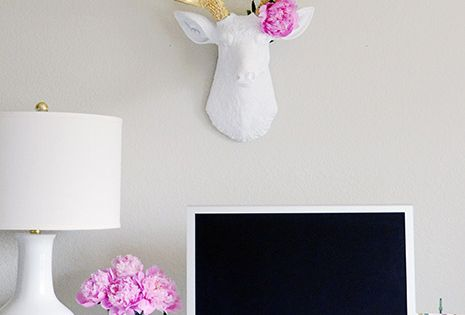 40 Gold Home Decor Projects Crafts Ideas Part 2