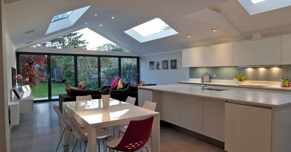Kitchen Extension Ideas For Semi Detached Houses Google