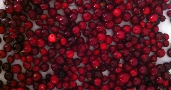 Cranberries, Seasons and Posts on Pinterest