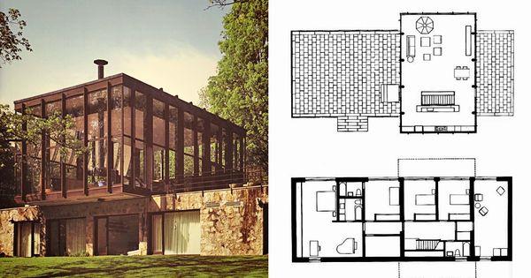 Wiley House Philip Johnson Architecture Amp Design