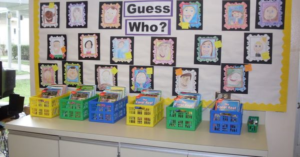 Clutter-Free Classroom: Welcome Back to School Bulletin Boards - Setting Up the