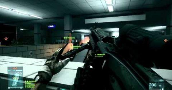Battlefield 3 Paris Multiplayer Gameplay Battlefield Modern