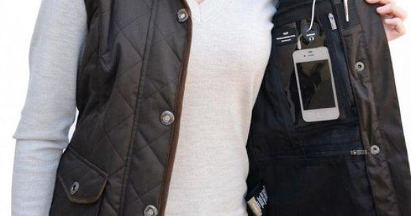 Baviera Women S Quilted Lightweight Vest 98 Travel