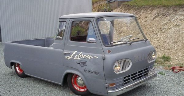 Sweet Old Ford Econoline Pickup