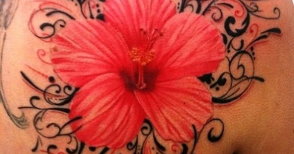 Tattoo Design 20 Beautiful Hibiscus Flower Tattoos Ideas Tattoos