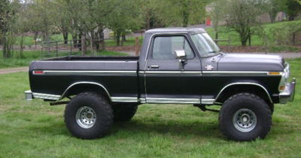 1986 Ford F 150 4x4 Lifted 1979 F150 Swb 4x4 Lifted Very Original 460 4 Speed Photo 1 79 Ford Truck Ford Pickup Trucks Old Ford Trucks