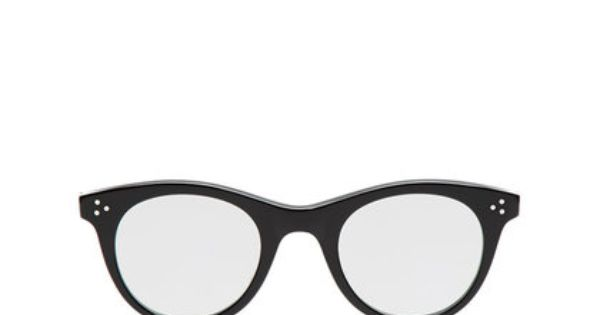 Apex Eyeglasses by Garrett Leight for Mark McNairy at Gilt ...